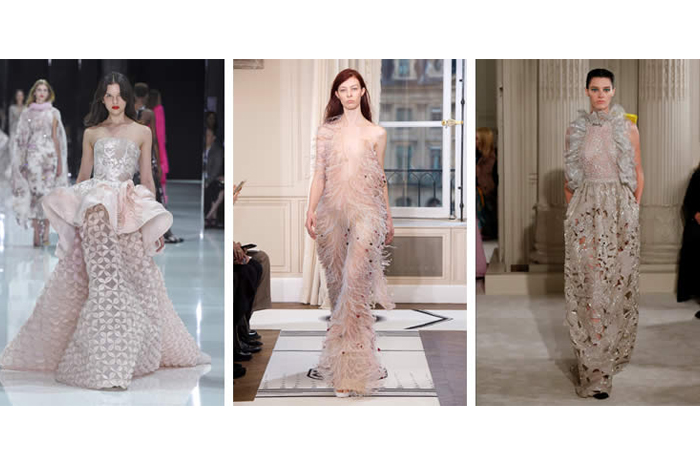 Haute Couture Spring Summer 2018 Die Exclusivsten Looks In Der