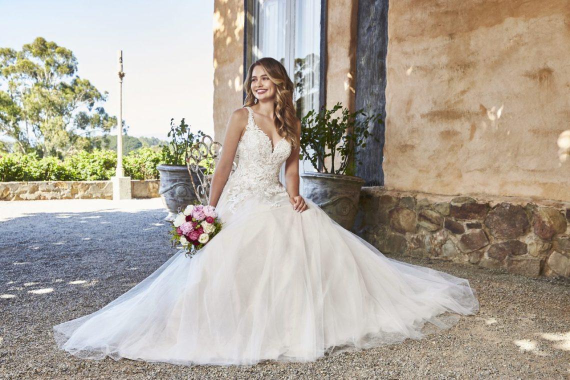 Sophia Tolli Australia Frühjahrskollektion 18 – Bridal Times