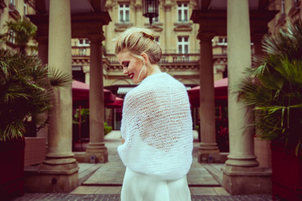 Interview Martina Weiss From marryandbride Knitted Couture Bridal Times