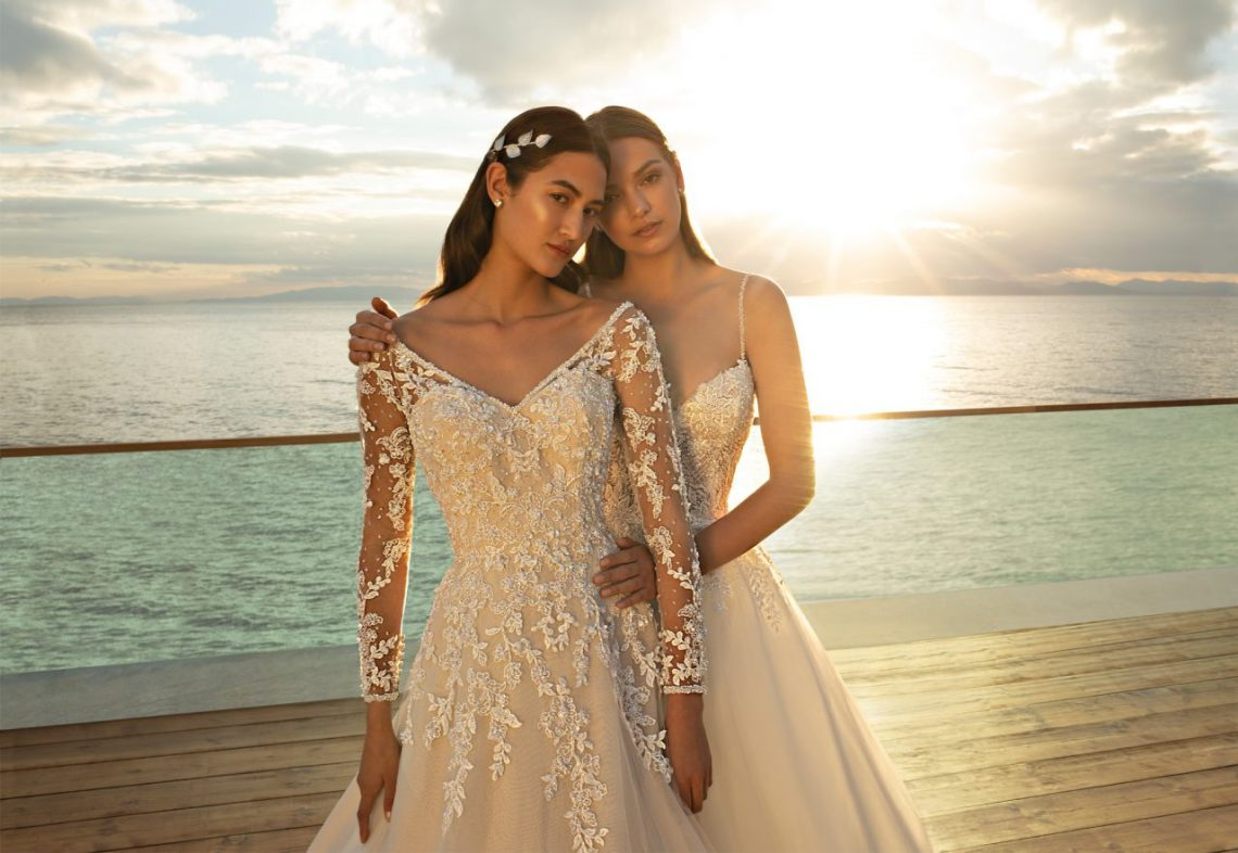 5f53075230a Preview of the 2020 Collections from Demetrios - Bridal Times